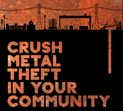 Metal theft in your community