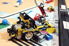 First lego league robot
